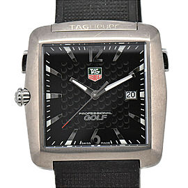 TAG Heuer Professional Golf Tiger Woods Edition Quartz Men's Watch