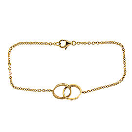 Cartier Rose Gold Love Link Bracelet