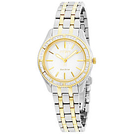 Citizen Carina EM0244-55A 29mm Womens Watch