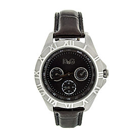 Dolce & Gabana Stainless Steel Mens Watch