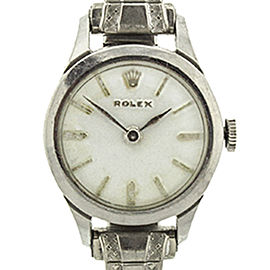 Rolex Vintage 20mm Womens Dress Watch