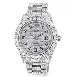 Rolex Day Date II 21839 41mm Mens Watch