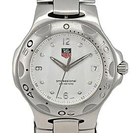 TAG HEUER Kirium Professional 200M WL1110-0 Quartz Men's Watch