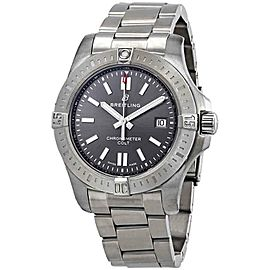 Breitling Chronomat Colt Men's Stainless Steel Watch