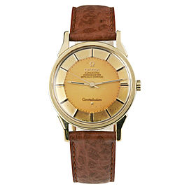 Omega Vintage Constellation 36mm Mens Watch