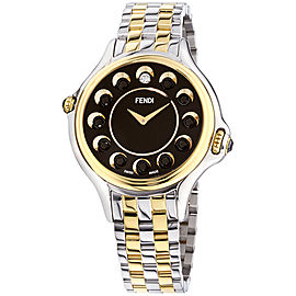Fendi Crazy Carats F107131000T07 38mm Womens Watch