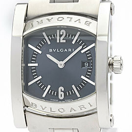 Polished BVLGARI Stainless Steel Assioma Watch HK-2047