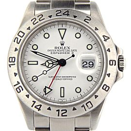 Rolex Explorer II 16570T 40mm Mens Watch