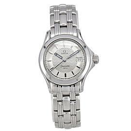 OMEGA Seamaster 120M 2571.31 Silver Dial Quartz Women's Watch