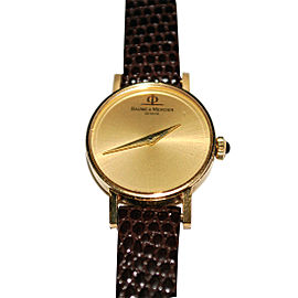 Baume & Mercier 36636 Vintage 20mm Womens Watch