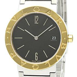 BVLGARI Stainless Steel 18K Gold BVLGARI-BVLGARI Watch