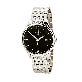 Tissot Tradition Stainless Steel 42mm Watch