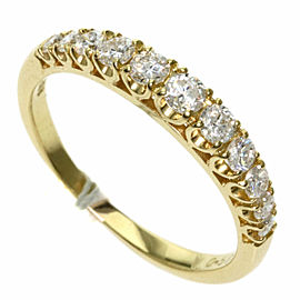 18k Yellow Gold Diamond Ring