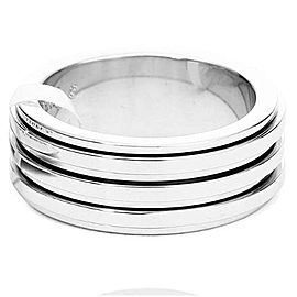 Piaget G34PP500 18K White Gold Possession Ring Size 55
