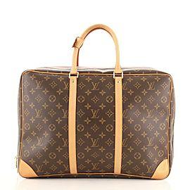 Louis Vuitton Sirius Handbag Monogram Canvas 45