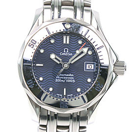OMEGA 2582.80 300M Seamaster Stainless Steel Professional Watch
