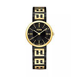 Fendi Two Tone 29mm Watch F102211201