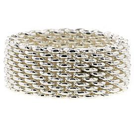 TIFFANY & Co. Silver Somer set Ring