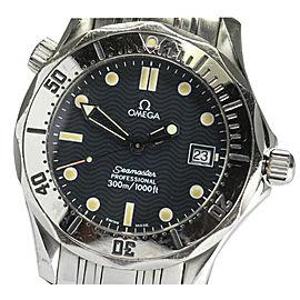 Omega Seamaster 2562.80 Stainless Steel Quartz 36mm Mens Watch