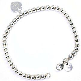 TIFFANY&Co Silver925/enamel Return to TIFFANY & Co. bracelet NST-134