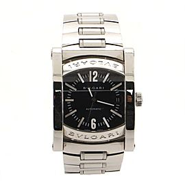 Bvlgari Assioma Automatic Watch Stainless Steel 34