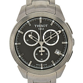 TISSOT T-Sport Titanium T069.417.44.041.00 Chronograph Quartz Mens Watch