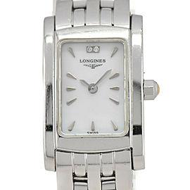 Longines Dolce Vita L5.158.4 White Dial Quartz Women's Watch