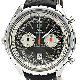 BREITLING Vintage Navitimer Chrono-Matic 1806 Steel Automatic Watch