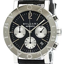 BVLGARI BB38SLCH BVLGARI-BVLGARI Chronograph Automatic Watch