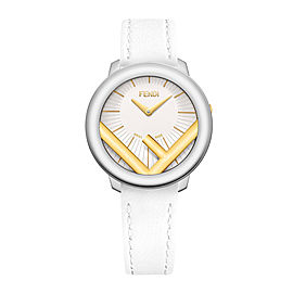 Fendi Timepieces Run Away F710134041 36 mm Womens Watch