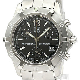 TAG HEUER Steel 2000 Series HK-2044
