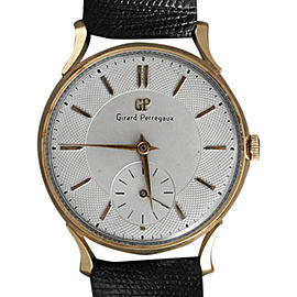 Girard Perregaux Vintage 35mm Mens Watch