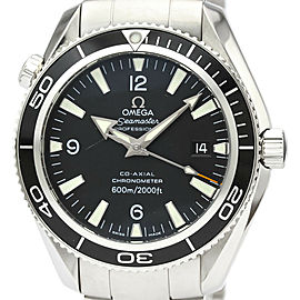 Polished OMEGA Seamaster Planet Ocean Steel Automatic Watch 2201.50