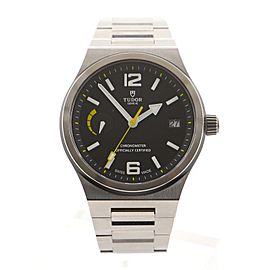 Tudor North Flag Automatic Watch Stainless Steel 40