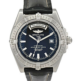 BREITLING Headwind Windrider A45355 Day-Date Automatic Men's Watch