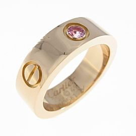 Cartier 18K Pink Gold Love ring TkM-111