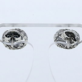 GUCCI Silver925 Interlocking G Pierce TBRK-511