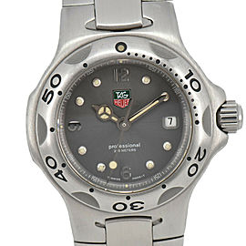 TAG Heuer Kirium WL1311 Gray Dial Date Quartz Women's Watch