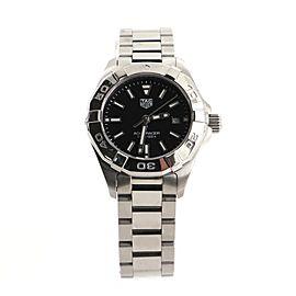 Tag Heuer Aquaracer Quartz Watch Stainless Steel 27