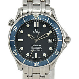 OMEGA Seamaster 300 2531.80 Date Blue Dial Automatic Men's Watch