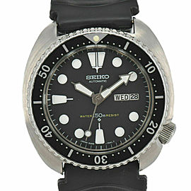 SEIKO 3rd Diver 150m 6309-7040 Day&Date Automatic Men's Watch