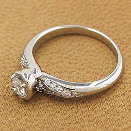 Bvlgari 950 platinum Incontro Damore Ring RK-228