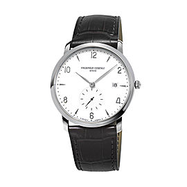 Frederique Constant Classics Quartz FC-245SA5S6 38.4mm Mens Watch