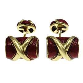 Tiffany & Co. Schlumberger Cufflinks and Studs