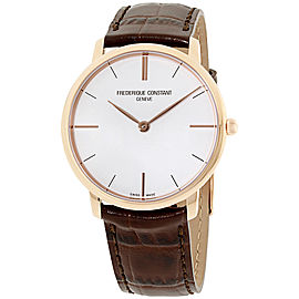 Frederique Constant Slimline FC200V5S34 39mm Mens Watch