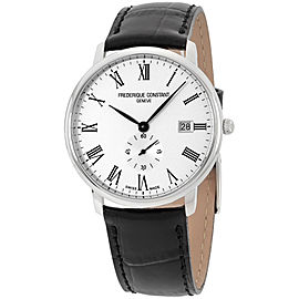 Frederique Constant Slimline FC-245WR5S6 39mm Mens Watch