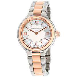 Frederique Constant FC-281WH3ER2B 34mm Womens Watch