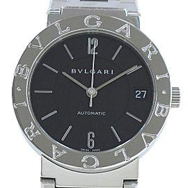 Bulgari BB33SSAUTO Stainless Steel Automatic 33mm Mens Watch