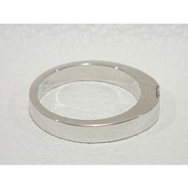 CARTIER 18k white gold Tank diamond Ring