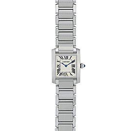 Cartier Tank Francaise W51008Q3 Womens Watch